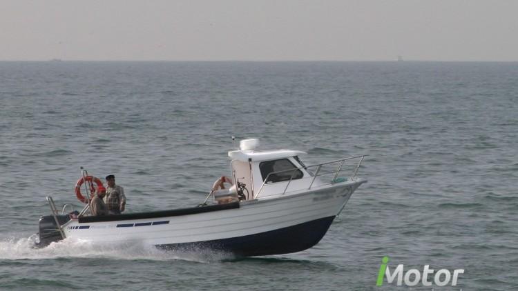 Fibramar 700 Pescador